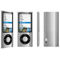 5th Generation Style 2.0 Inch Mp3 Mp4 Player With Touch Wheel, Camera