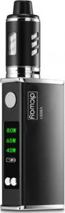 China 80w hot selling E-cigarette adjustable power electronic cigarette latest vaporizer popular vape large smoke vaporiza on sale