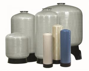 China Hot sell cheap frp softener tank plant \ro water filter pressure tank for water treatment equipment on sale