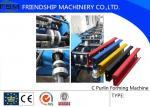 Quatre rouleau rouleau de Mill laminage à froid réversible formant des machines 185 x 460 x 500 mm