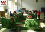 El ajuste ascendente y el rotor de la soldadura del tubo de la asamblea, empernan el rodillo de torneado ajustable de la soldadura HGK10 para el tanque