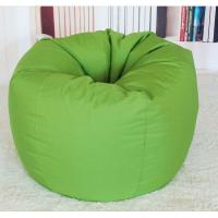 Furniture Giant Memory Foam Bean Bag Chairs , Indoor Colorful Bean Bag Couch