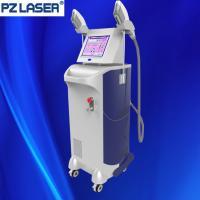 PZ LASER vertical ipl shr hair removal machine / shr machine