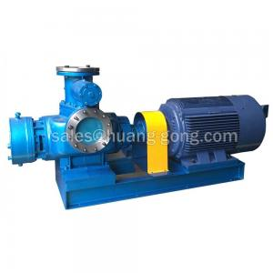China Marine Twin Screw Type Cargo Oil Pump 2HM4200-67for Heavy Fuel Oil transfer for Oil tanker(208m3/h) on sale
