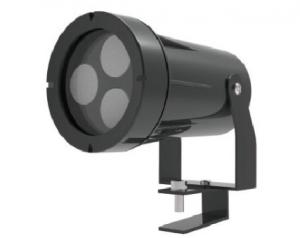 China Round Commercial LED Flood Lights 70 Lm/W High Strength For Exhibition Hall on sale