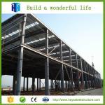 HEYA outdoor storage metal shed in vietnam steel structure supplier