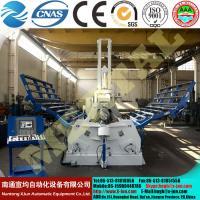 China La chaudière MCLW11STNC-100*3200 hydraulique a consacré vers le haut du laminoir universel de plat de rouleau on sale