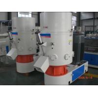 Agglomerator Plastic Processing Machinery , Rotary blade Plastic Extrusion Line