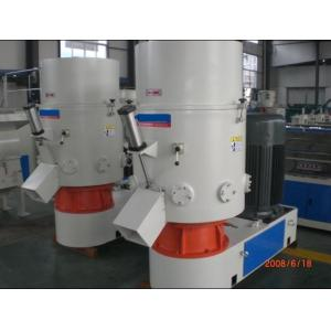 China Agglomerator Plastic Processing Machinery , Rotary blade Plastic Extrusion Line on sale