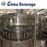 12000 BPH Glass Bottling Equipment Carbonated Liquid High Efficiency Simple Structure