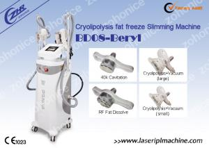 China RF Fat Dissolve Cryolipolysis Slimming Machine   for Beauty salon on sale