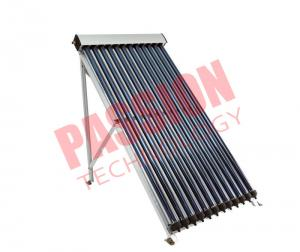 China CE Approved 15Tubes Thermal Solar Collector With Aluminium Alloy Frame  on sale