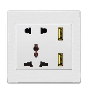 China Usuny usb wall socket on sale