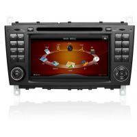 OEM Radio Car Sat Navi DVD GPS Can bus MERCEDES BENZ W203 / W467 Comand DVD BNZ-7302GD