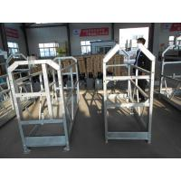 5m / 6m / 7.5m ZLP Facade Cleaning Scaffolding / Window Cleaning Platform With Hoist Motor