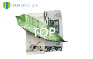 China Customized PET / BOPA / PE Flexible Packaging For Coffee / Tea 80mic on sale