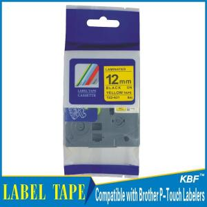 China Compatible label tape TZ-631 for Brother P-touch label printers on sale