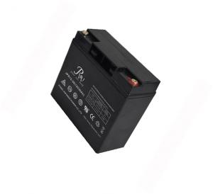 China Long Life High Power 12V 20ah Deep Cycle Battery Lead Acid Battery for UPS on sale