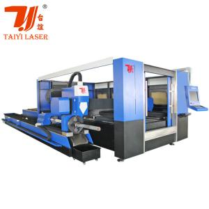 China Taiyi Cypcut Fiber 3D Laser Cutting Machine 1070nm Laser Wavelength on sale