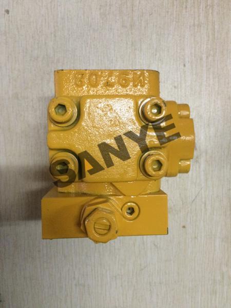 komatsu excavator pc200-6 valve ass'y 702-21-09147 genuine