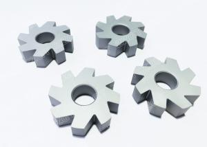 China GL20 Tungsten Carbide Straight Bevel Gear For Metal Cutting on sale