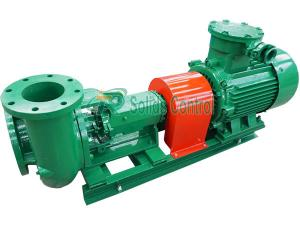 China Horizontal Centrifugal Drilling Fluids Centrifugal Pump for Sale , China Centrifugal Mud Pump Supplier on sale