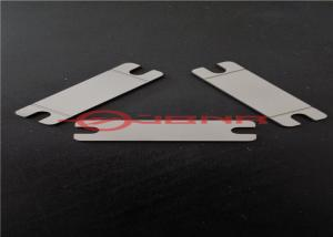 China Perfect Hermeticity WCu Base Plate For Optical Telecommunication Transmission And Pump Laser Diode Modules on sale
