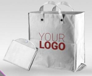 China China manufacturer fashion tote pp nonwoven tote bag Logo printed shopping laminated non woven bag Grocery Bag, BAGEASE on sale