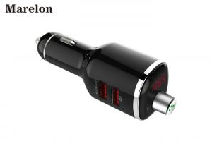 China Fashion Bluetooth Car Charger / Universal Smartphone Charger Line Audio Input on sale