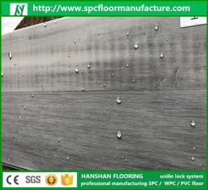 China 100% Virgin PVC Material PVC Vinyl Click Plank SPC Vinyl Plank Flooring From Hanshan on sale