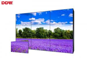 China Horizontal Multi Screen Video Wall / Samsung Seamless LCD Video Wall on sale