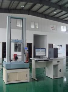 China WDW-1 / WDW-2 / WDW-5 Universal Testing Machine, high-performance, with all kinds testing grips on sale