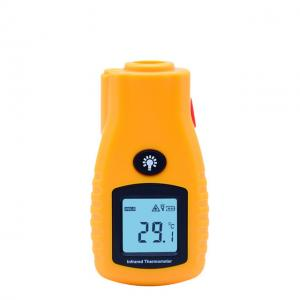 China New Mini LCD Non-contact Digital infrared thermometer pocket laser temperature thermometer -32~280C (-26~536F) 500ms on sale