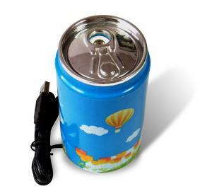China USB mini humidifier HD-0801 with humidifying function,  ultrasonic cool mist technology on sale