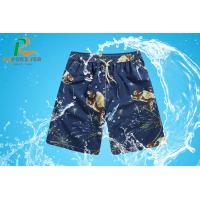 Premium Printed Tiger Pattern Men Board Shorts For Surfing And Casual Full Printing Sublimation