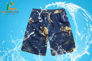 China Premium Printed Tiger Pattern Men Board Shorts For Surfing And Casual Full Printing Sublimation on sale