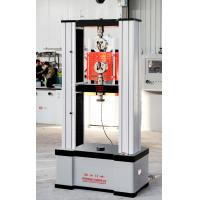 China 100 KN Computer Control Universal Testing Machine 10 TON Double Column Structure on sale
