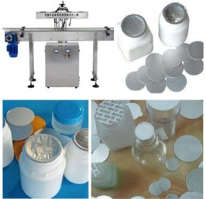 China Industrial Conduction Sealing Machine / Automatic Jar Sealing Machine on sale