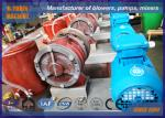 Water Treatment Roots Air Blower 450 Rpm To 600 Rpm For Extensive Applications