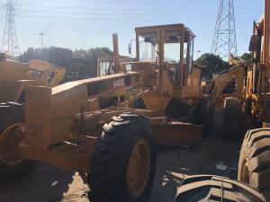 China Used Motor Grader CAT 140G Motor Diesel Grader Second Hand on sale