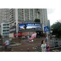 China Outdoor Business Signs P10 Led Display Signs with Curved LED Panel on sale
