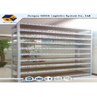 Metal Rivet Boltless Shelving 0.8 - 1.5 Mm Thickness Assembled Without Nut / Bolt Fasteners