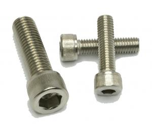 China Custom Carbon / Stainless Steel Screws, Precision Hardware Parts on sale