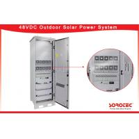 Micro Power Hybrid MPPT solar power supply 48vdc Waterproof Dust proof  Remote Monitoring