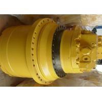Final Drive Components Travel Motor TM18VC-02 131kgs Yellow For Hyundai R130-7 R135-7