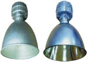China IP65 Industrial Pendant Lights , 250W / 400W 21000lm / 36000 lumen MH / HPS High Dome Lamp on sale