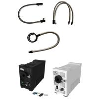 Precise Stereo Optical Microscope LED And Halogen Cold Fiber Illumination