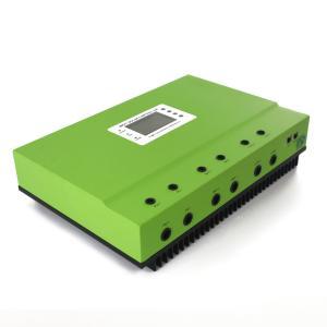 China High Efficiency 12V/24V/36V/48V 100A MPPT Solar Charge Controller on sale