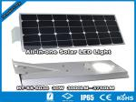 Luminaria Solar Integrada|Hitechled 30W Smart All-in-one Solar LED Street Light