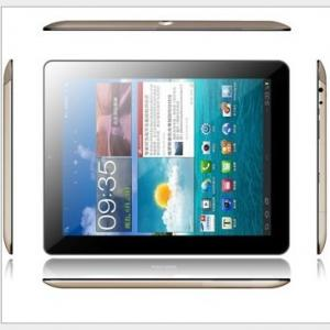 China 9.7 Inch Multitouch Tablet PC With Allwinner A31 Quad-Core ARMv7 1.5GHz 2G RAM on sale